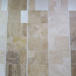 Travertine innen