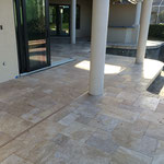 Pool Travertine