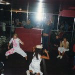 PROTEST AGAINST THE RISING TIDE OF CONFORMITY 2002 ELECTRICITY SHOWROOM DANCE