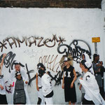 PROTEST AGAINST THE RISING TIDE OF CONFORMITY 2002 HOXTON STREET MARCH