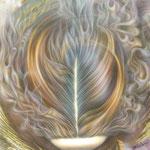 「火の女神」: F100     2013年制作