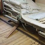 ピアノの次に重い介護ベッド