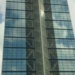 福岡タワーガラス張り
