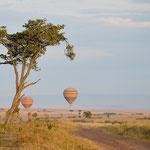 Balloon Safari Kenya