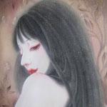 「雪化粧」2012年・F0号