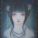 「鏡の中の女神」2015年・F0