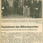 Siegerehrung MM 1977