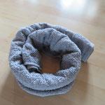 gerolltes Handtuch © Petra Berger