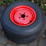 Und die neuen Reifen