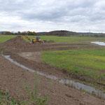 Zu- und Abfluss zu der westlichen Wasserfläche im Fronhäuser Ried