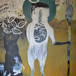 Pouvoir intérieur toile  200 x 170 cm