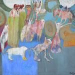 50x60cm vendu artothèque Langon