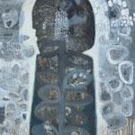Ouverture de conscience toile 130 x 80cm