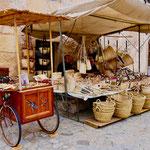 Bauern Markt in Mallorca