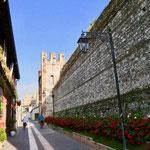 Stadtmauer Lazise