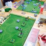 最終戦のマップは「不毛地帯」が続出。