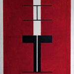 Paravent Rouge B22V14-73x50 cm