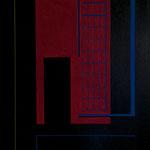 Tatami Rouge A13V14-73x50 cm