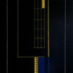 Tatami Jaune C33V14-73x50 cm