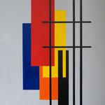 Rythmes et Percussions-S11V15-100x73 cm
