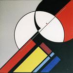 Horloge Interne - C12 - 80 x 80 cm