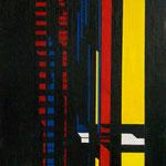 Vibrations sur Manhattan-40x30 cm