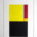 Méditation Nocturne B23V14-70x50 cm