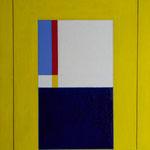 Méditation Matinale B23V14-70x50 cm