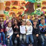ES IST GESCHAFFT!     Die Grundschule und unser Projekt zur Gebärdensprache haben den     PRIMUS-Preis 2015     gewonnen!!     An alle, die uns bei der Abstimmung unterstützt haben ein ganz herzliches     DANKE SCHÖN!!!