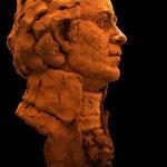 Melendez Valdes (Modelado 130 x 75 x 65 cm)