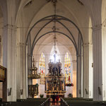 Bild: Das Kirchenschiff