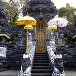 Eingang zur Tempelanlage