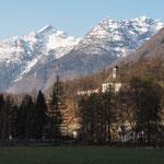 Bild: Schneebeckte Berge