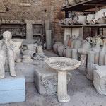 Bild: Pompeji Mauleseltreiber