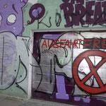 Bild: Grafitti im Schanzenviertel - Bild 4