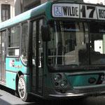 Buslinie Wilde 17