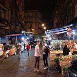 Bild: Neapel Altstadt
