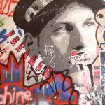 Bild: Grafitti im Schanzenviertel - Bild 3