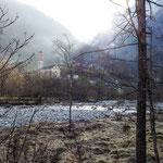 Bild: Reißender Fluss