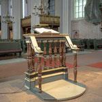 Bild: Kirchenstuhl
