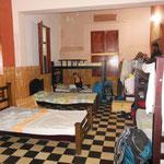 Notre dortoir à Santa Marta
