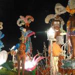 Le carnaval de Santiago