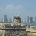 L'ancien et le nouveau Carthagène