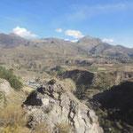 Randonnées de 2 jours dans le Canyon de Colca le plus profond au monde