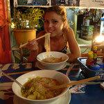Soupes typiques laotiennes