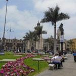 Plaza des armas Lima
