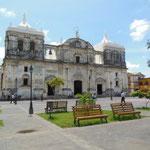 La cathédrale de Léon