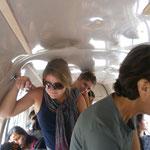 Dans le bus!!