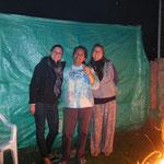 Avec Patricia de La Casa Del Loro