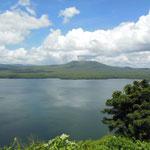 Le volcan de Masaya